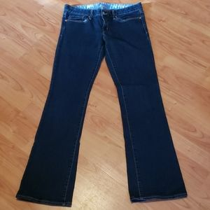Gap sexy boot bootcut jeans
